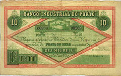 notas dos bancos do Norte